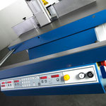 Rahmenauflage 1340 mm: ausziehbar bis ca. 970 mm
