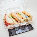 ハムタマゴサンドイッチ 540円