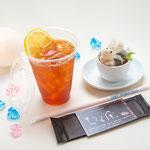 アイステイー 550円。紅茶メニュー同じ値段です