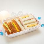 ミックスサンドイッチ 720円