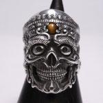 Tibetan Skull Ring/チベタンスカルリング