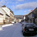 Burgstraße in Neustadt