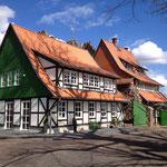 Burggasthof auf der Burgruine