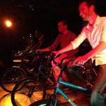Bikes im Einsatz