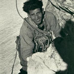 Hermann Bhul in scalata