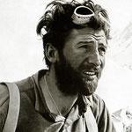 Hermann Buhl il primo salitore del Nanga Parabat