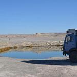 Lagune Inka-Coya mitten in der Wüste