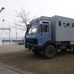 Am Yachthafen in Radolfzell