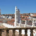 Sucre, Kirche, Mädchenschule und Museum