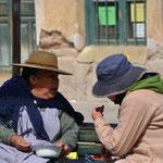 Marktfrauen in Potosi_2