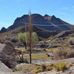 traumhafte Landschaft auf 3500m