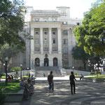 Rathaus in Santos