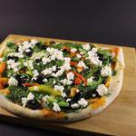 Pizza Spinat ( Stück )