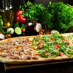 Platten Pizza