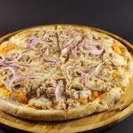 Pizza Tonno ( Rund )