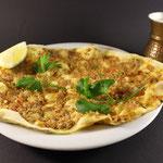 Türkische Pizza & Ayran - Lahmacun & Ayran