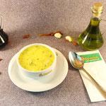 Hähnchensuppe