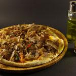 Pizza La Fiamma ( Rund )