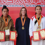 Yuan Xiu Chun, Rachael, Wang Xuan Bo day two
