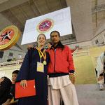 Rachael and Yin Zi Jie