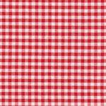 Gecoat - Miniruitje rood