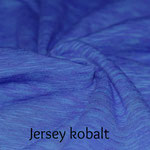 Tricot kobalt