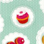 Cupcakes mint