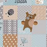 Mister fox patchwork