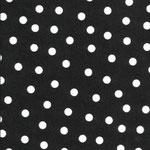 Gecoat - Confetti zwart wit