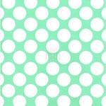 Stip mintgroen