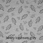 Jersey icecream grey
