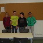 Team 2: Tom-Jonas, Marta, Tim, Leon
