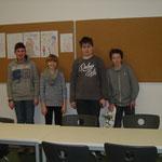 Team 1 Eric, Marcel, Kay, Muhammmed