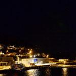Bild 13-259 - Nun geht es in die tiefschwarze Nacht hinein - nächstes grosses Ziel - Hammerfest, die nördlichste Stadt