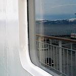 Bild 6-116 - Es ist weitaus die längste Strecke zwischen zwei angelaufenen Häfen