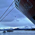 Bild 3-55 - Berge, Meer und Schiffe prägen die Stadt