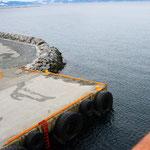 Bild 6-115 - Das Schiff verlässt den Hafen