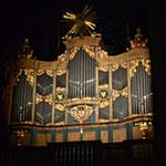 Bild 6-104 - Die ältere der beiden Orgeln wurde 1741 von Joachim Wagner gebaut