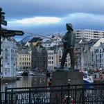 Bild 3-43 -  (Fischerjungen-)Denkmal von Knut Skinnarland