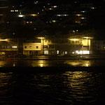 Bild 2-22 - Anlegen auch in kleineren Häfen - 04.30, 07.15, 10.30 Uhr