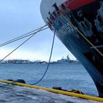 Bild 22-438 - Das Schiff in der Kälte