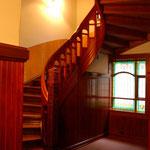 Bild 3-46 -  Jugendstil im Treppenhaus
