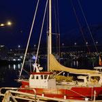 Bild 13-254 - Wo Schiffe schon früh schlafen