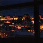 Bild 16-315 - Dörfer, Häuser, Lichter ziehen vorbei