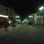 Bild 11-210 - Im Winter ein hartes Klima, vereister Stadtplatz