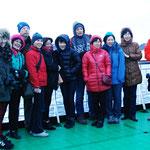 Bild 9-174 - Die Chinesen stellen sich zum Gruppenbild