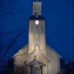 Bild 13-245 -  Domkirche aus dem Jahre 1861 ist aus Holz