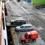 Bild 6-112 - Es ist der längste Aufenthalt der Hurtigruten (nordwärts 6 Stunden)