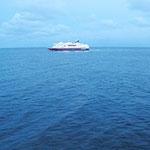 Bild 15-281 - Die Nordnorge auf hoher See