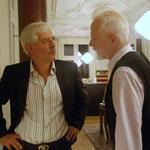 Rüdiger Schaper im Gespräch mit Elmar Elbs